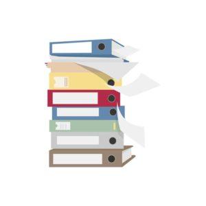 Папки, регистраторы, файлы