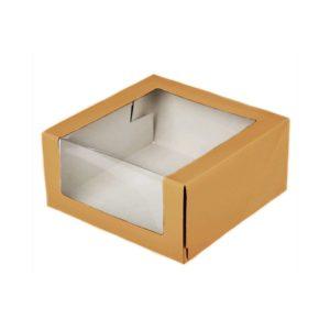 Тортницы картон (коробки)